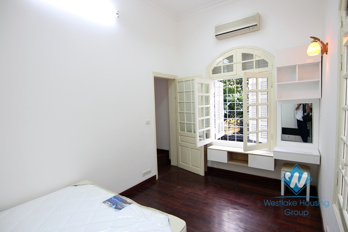 Beautiful house for rent on Dang Thai Mai street