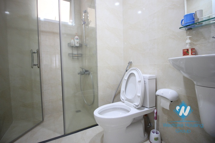 A brand new apartment for rent in E building of  Ciputra International Ha Noi City