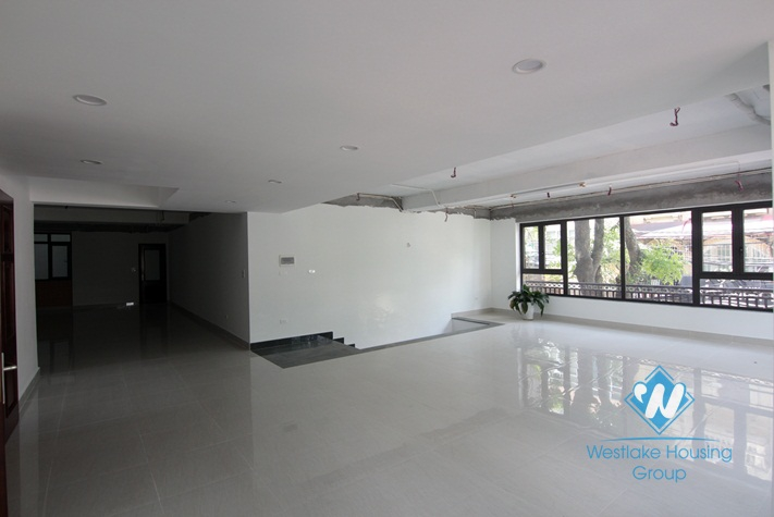 Morden space office for lease in Ba Dinh, Hanoi