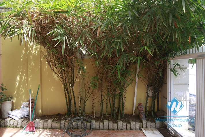 House for rent in Ciputra with 05 bedrooms, Tay ho, Hanoi