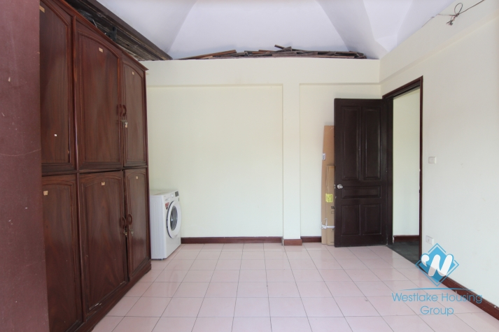 4 bedrooms house for rent in Tay Ho district, Hanoi