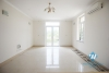 Unfurnished renovated villa for rent in Ciputra T block