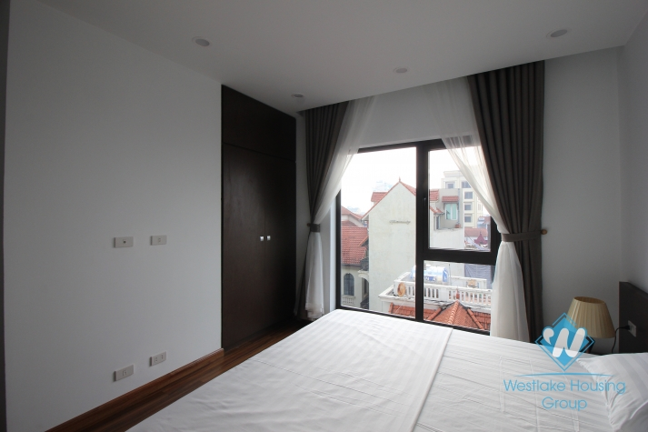 Brandnew modern apartment for rent in the heart of Tay Ho, Hanoi