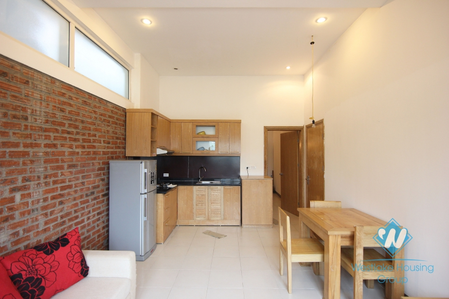 Nice 01 bedroom apartment for lease in Tay ho area,