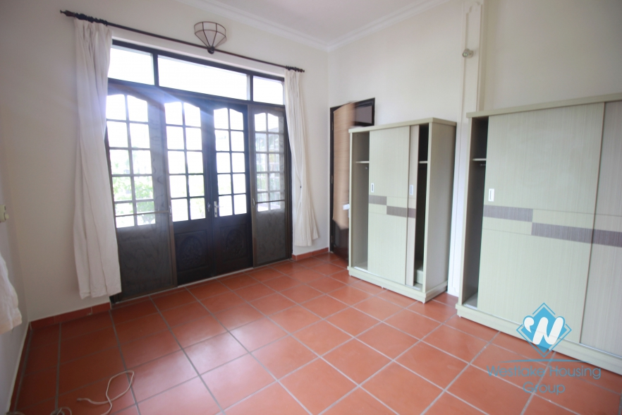 Bright, beautiful house for rent in Tay Ho, Hanoi