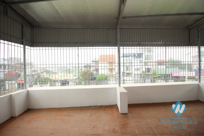 Office for lease in Au Co, Tay Ho, Ha Noi