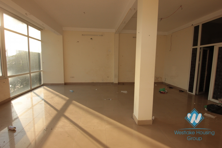 Nice location-office for rent in Au co st, Tay Ho district