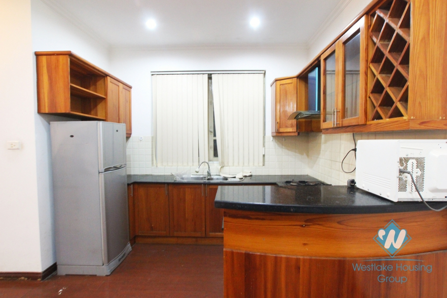 Fully house for rent in To Ngoc Van Street,Tay Ho, Hanoi, quiet location,