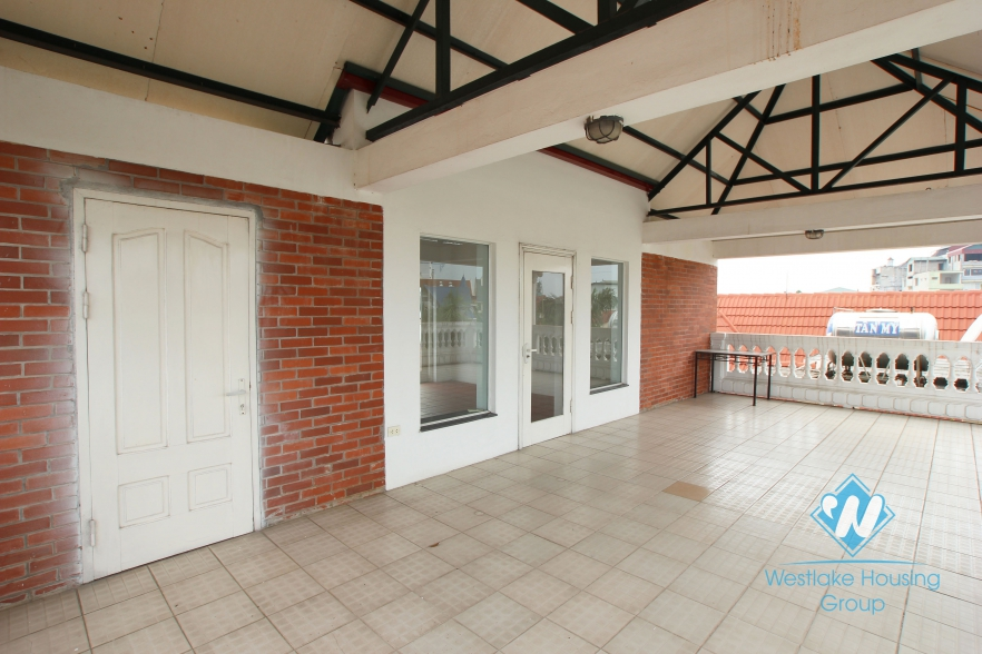 Elegant 4 bedroom house with swimming pool for rent in To Ngoc Van