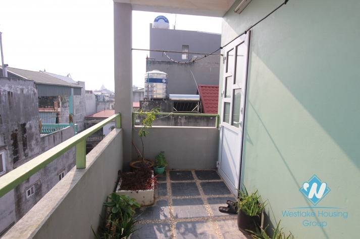 Budget 6 bedroom house for rent in Tay Ho, Ha Noi