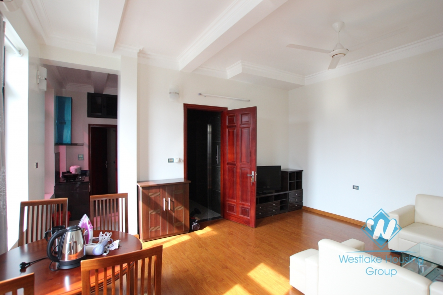 Nice 2 bedroom rental apartment in Cau Giay district, Hanoi, fully furnished.