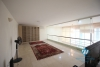 Spacious duplex apartment with 5 bedrooms for rent in Ciputra