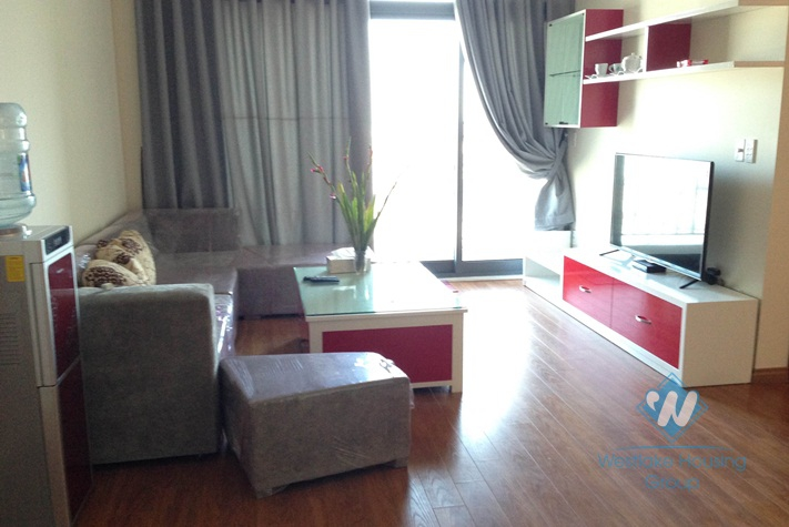 A nice and affordable apartment for rent in My Dinh, Tu Liem, Ha Noi