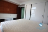 High floor one bedroom apartment for rent in Water Mark, Lac Long Quan street, Ha Noi