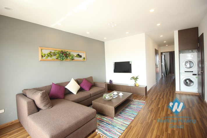 Brandnew apartment of exellent quality for rent on To Ngoc Van, Tay Ho