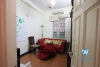 Nice house for rent in Xuan Dieu street, Tay Ho district, Hanoi