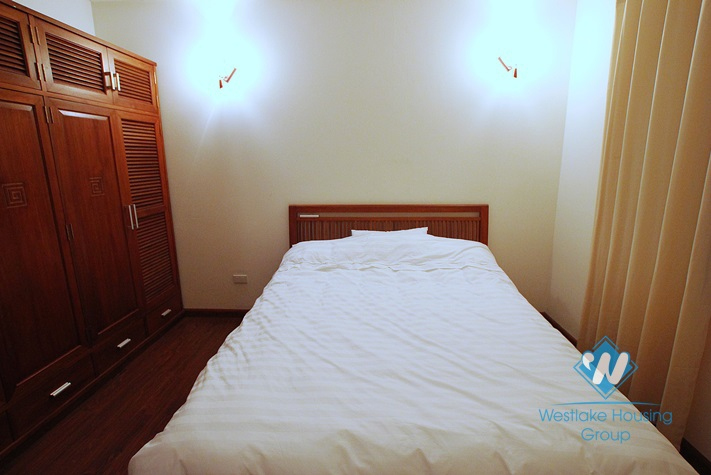 Cosy lake view apartment for rent in Westlake area, Hanoi