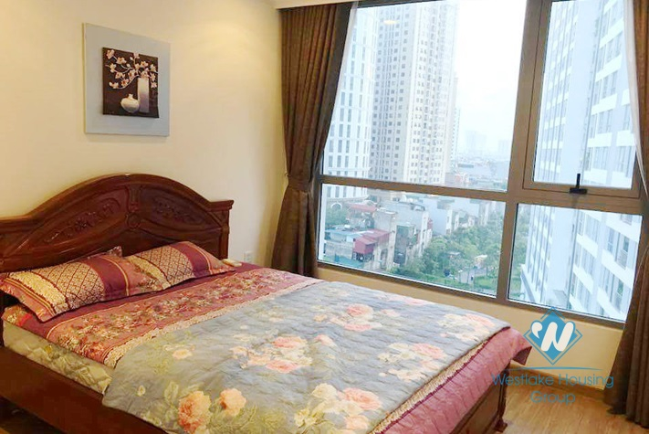 A newly apartment for rent in Parkhill - Time city, Hai Ba Trung