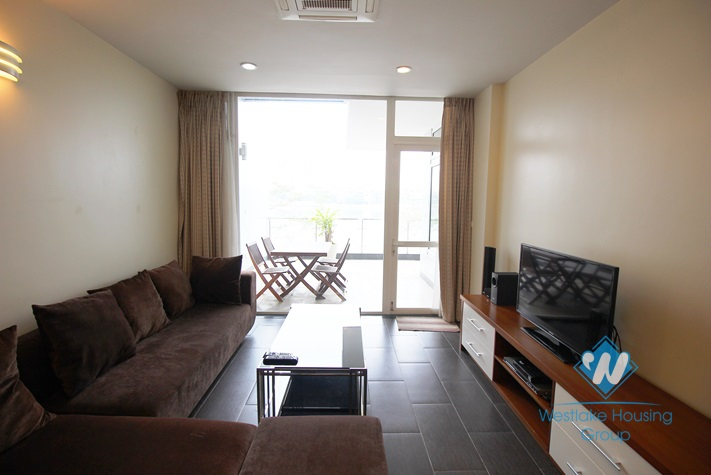 High quality 3 bedroom apartment with lake view in Quang An, Tay Ho