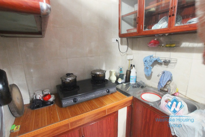 Beautiful apartment but very cheap price for rent in An Duong, Tay Ho, Hanoi