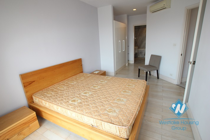 Bright 02 bedroom apartment for rent in Golden Westlake, Hanoi- fully furnished.