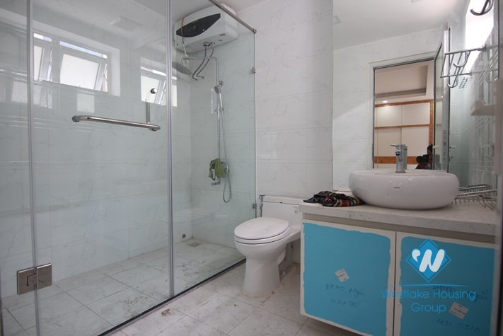 Spacious villa for rent in Tay Ho, Ha Noi.