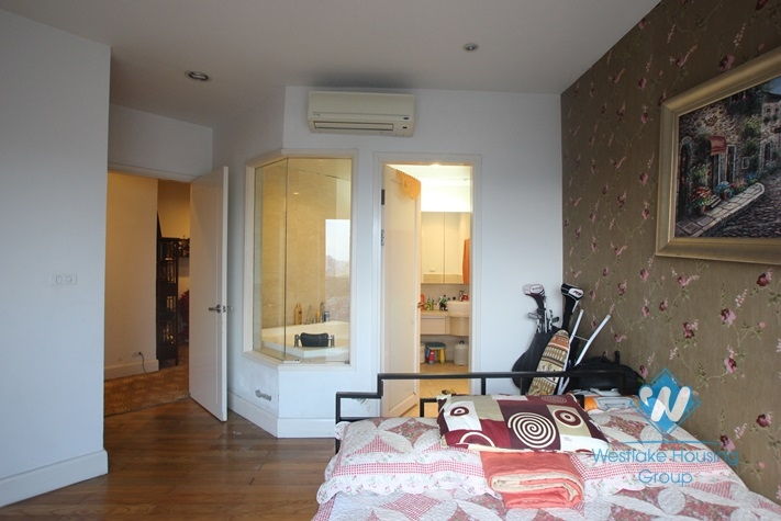 03 bedroom apartment available for rent in Golden Westlake, Tay Ho, Hanoi- fully furnished