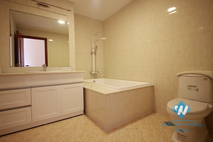 Beautiful new house for rent in Tay Ho back yard swimming pool