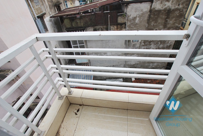 Nice studio for lease in Au co St, Tay Ho Hanoi