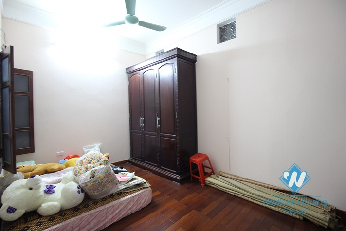 Large and luxurious house for rent in Ba Dinh District