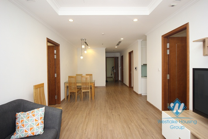 Good priced furnished apartment for rent in Timescity Parkhill Tower