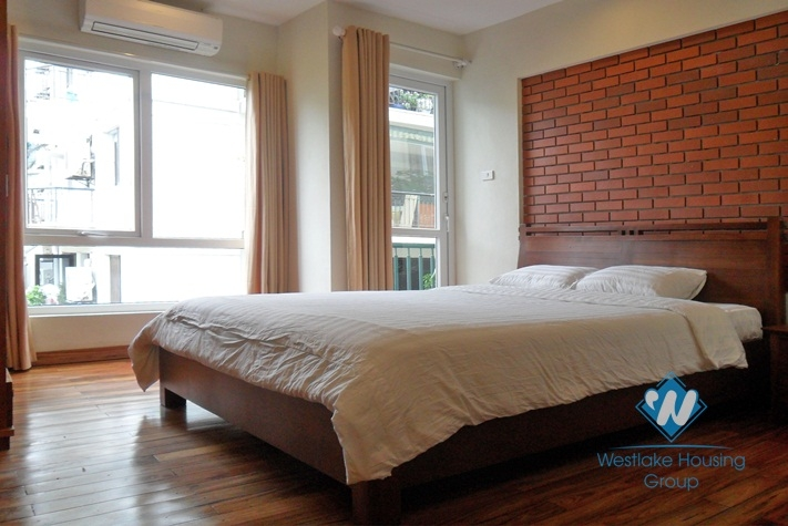 High quality apartment rent in Truc Bach area, Ba Dinh, Hanoi