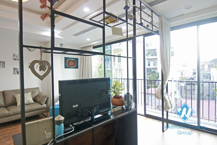 Luxurious apartment for rent in Truc Bach, Ba Dinh