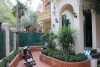 House with nice garden for rent in To Ngoc Van, Tay Ho, Hanoi