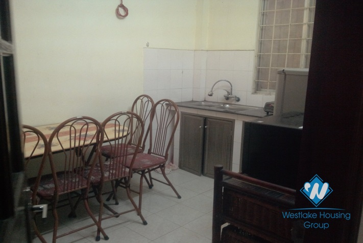 cheap aparment with 2 bedrooms for rent in An duong st, Tay Ho, Ha Noi