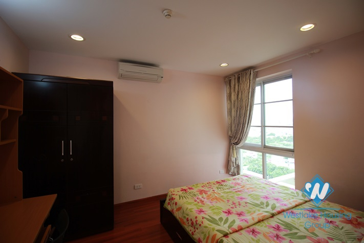 Beautiful 03 bedrooms apartment for rent in P block, Ciputra, Hanoi