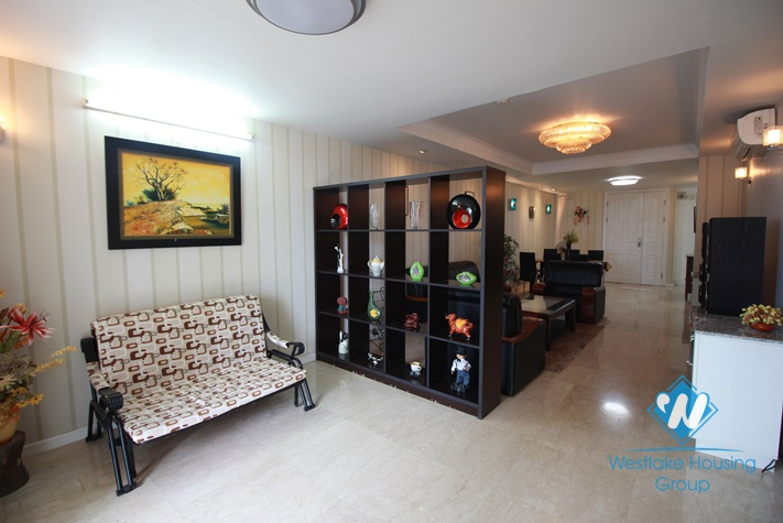 Nice apartment for rent in Ciputra, Tay Ho, Hanoi