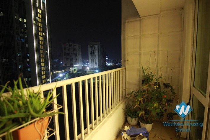 A 4 bedrooms apartment for rent in Ciputra, Tay Ho