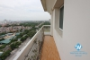 Unfurnished 03 bedroom apartment for rent in Ciputra, E4 Tower, Tay Ho
