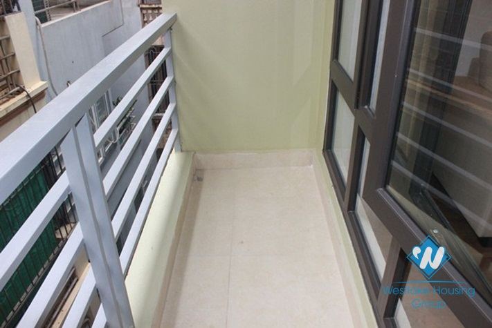 Brand new serviced apartment with 01 bedroom for rent in Cau Giay District, Hanoi.