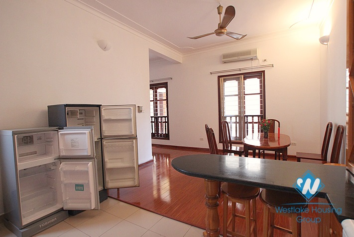Unfurnished house available for lease in Tay Ho district,  Hanoi
