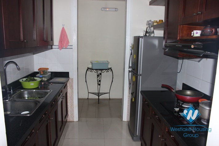 High quality apartment available for rent in P tower, Ciputra, Hanoi