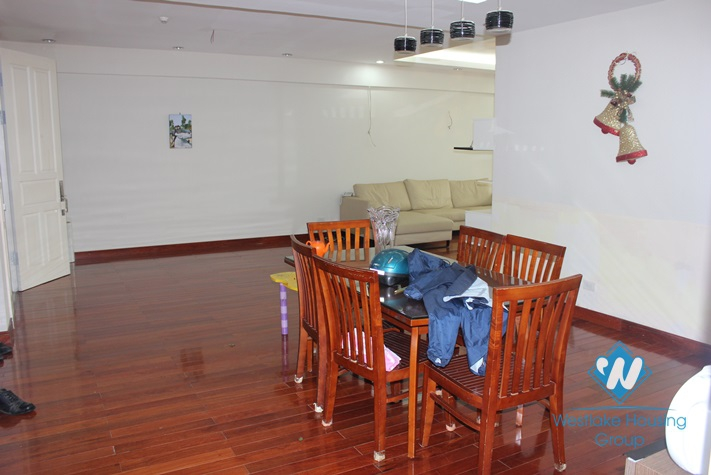 Modern apartment with large size for rent in Ciputra compound, Tay Ho, Hanoi