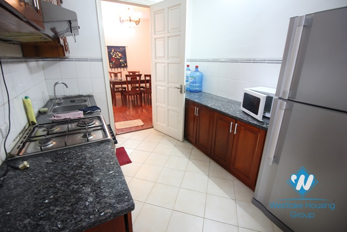 Nice 3 bedroom apartment for rent in Ciputra, Tay ho