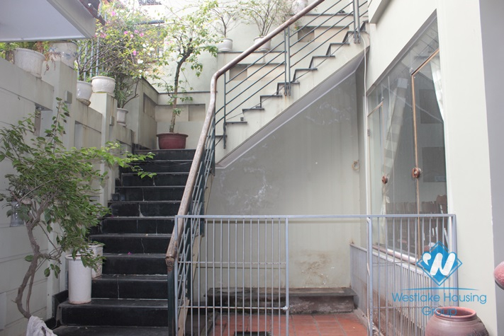 Well designed house for lease in Westlake, Tay Ho, Hanoi, Vietnam