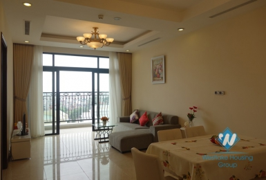 Nice furnished apartment for rent in Royal city, Thanh Xuan, Hanoi