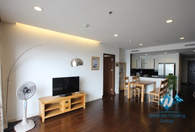 Hight floor apartment for rent with nice view in Nui Truc, Ha Noi