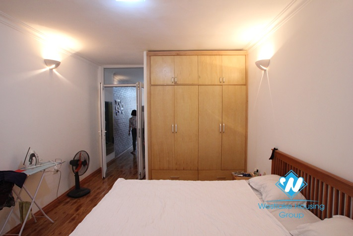 Cosy one bedroom apartment for rent in Hai Ba Trung district, Hanoi