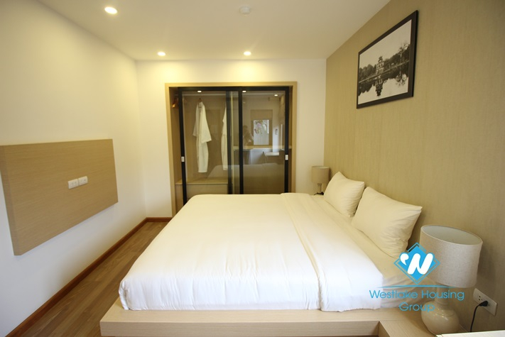 A beautiful apartment for rent in Hai Ba Trung district
