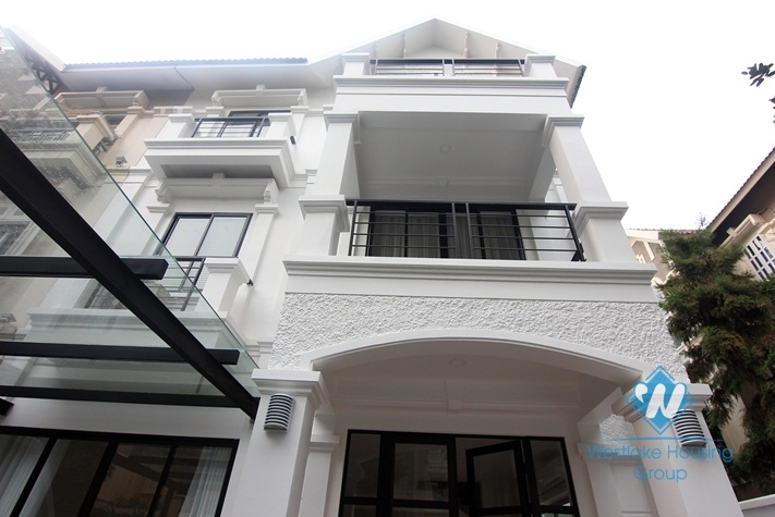 One of the most beautiful villas to rent in Ciputra, super modern with lots of light